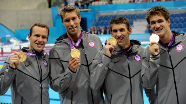 Olympic Medal M Swim 400 Medley Relay e1344859872971 Final Medal Count of the 2012 Summer Olympics