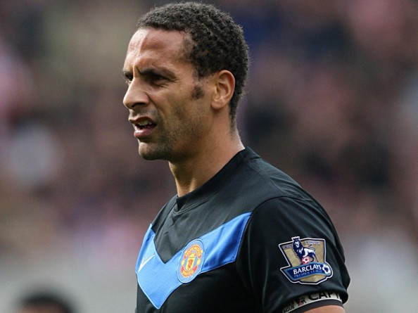 Rio Ferdinand e1345736963448 13 Most Hated Footballers in the World
