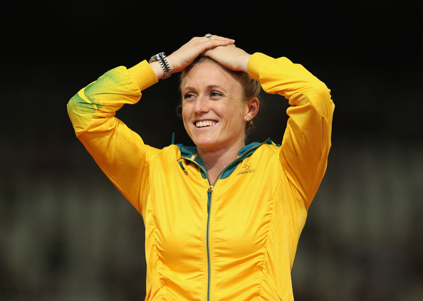 Sally Pearson Final Medal Count of the 2012 Summer Olympics