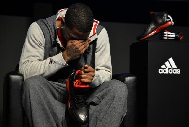 Derrick Rose Shoe Bargain Gets the Kibosh from Adidas - Pullman