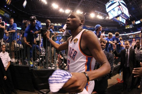 Oklahoma City Thunder   How Much Better Can Kevin Durant Get