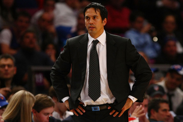 Erik Spoelstra Longest Serving NBA Head Coaches