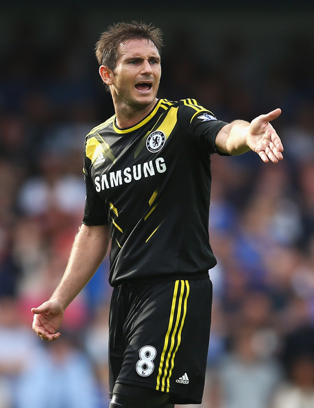 Chelsea FC - Frank Lampard Shouldn t Be Starting  253064232