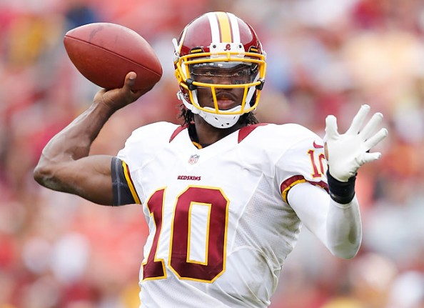 Robert Griffin III e1347191940203 2012 NFL Season   Week 1 Predictions