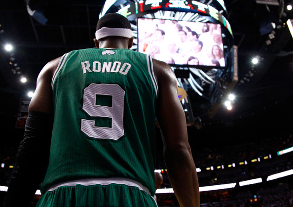 Rondo Rajon High on Rajon Rondo, Low on Boston Celtics