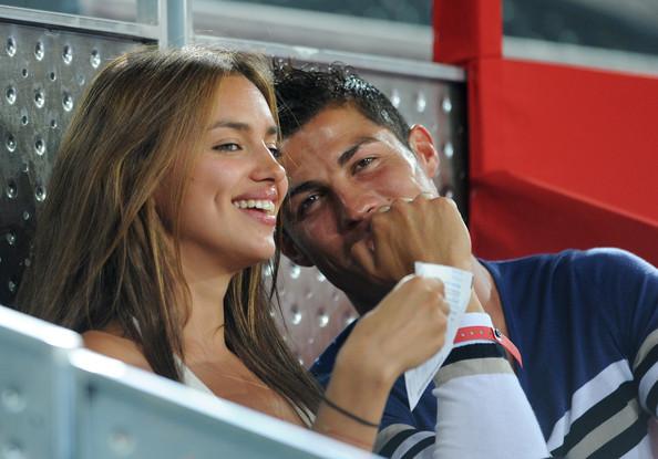 cristiano ronaldo irina shayk Beyond Cristiano Ronaldo   Millionaires & Stars Arent Allowed to be Sad