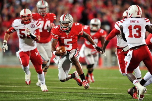 Braxton Miller Ohio State e1350116994971 College Football   Week 7 Predictions