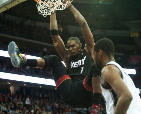 Chris Bosh e1351601491116 10 Highest Paid Players in the NBA