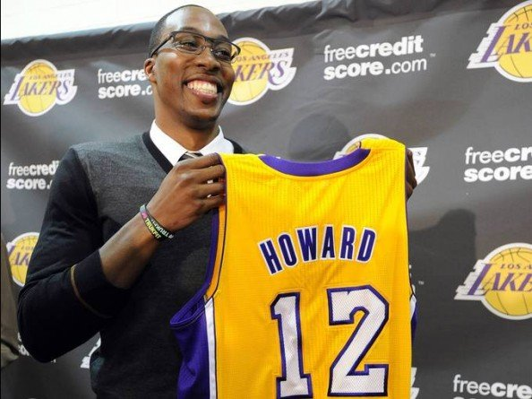 Dwight Howard1 e1351602464511 10 Highest Paid Players in the NBA