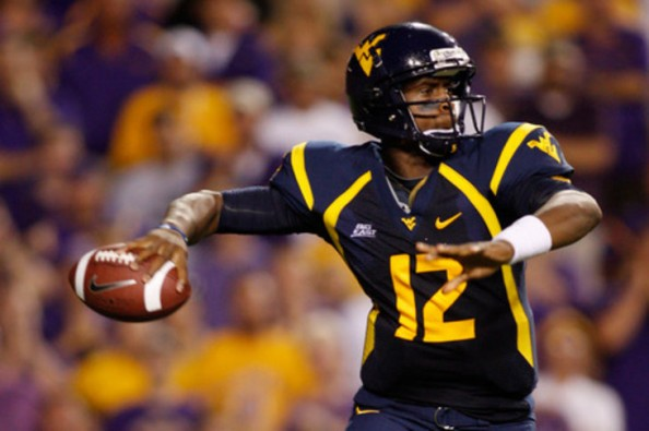 Geno Smith WVU e1350116081948 College Football   Week 7 Predictions