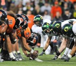 Oregon vs Oregon State