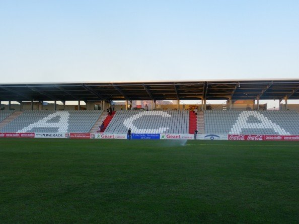 Stade François Coty e1349112682964 Smallest Stadiums in Europes Top Football Leagues