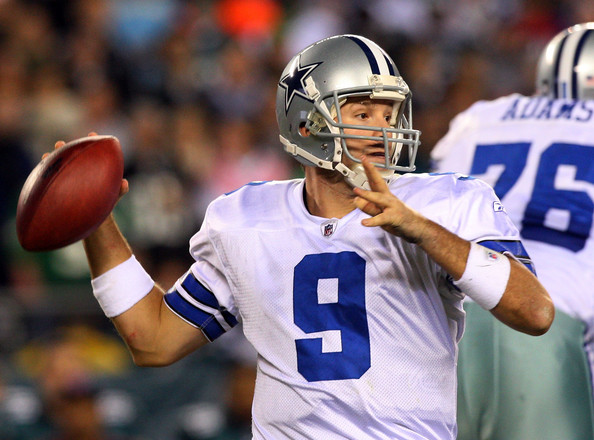 Tony Romo Cowboys 10 Most Hated NFL Players