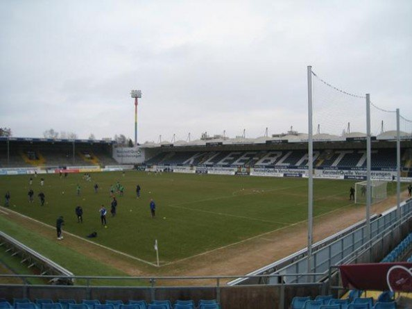 Trolli Arena e1349111897202 Smallest Stadiums in Europes Top Football Leagues