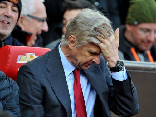 Arsene Wenger1 e1352014660325 Arsenal FC   Cant Win With Olivier Giroud