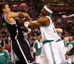 Celtics Nets Brawl