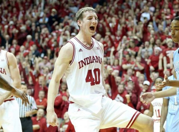 Cody Zeller e1354103610895 Indiana Hoosiers   Cody Zeller Shows What a Number One Is