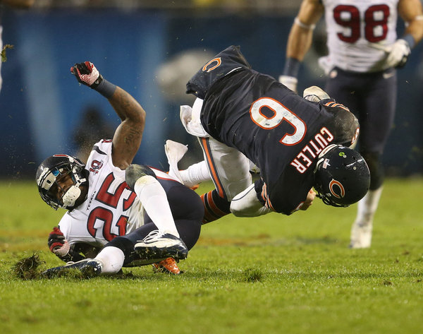 chicago bears cheap shot