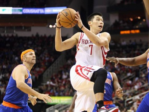 Jeremy Lin e1353750934251 Houston Rockets   James Harden Stealing the Show