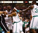 Nets vs Celtics Brawl