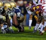 Notre Dame vs USC 2012