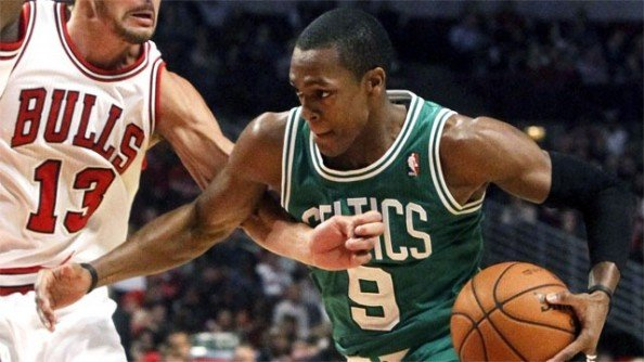 Rondo e1352811732457 Boston Celtics   Rajon Rondo Still Learning to be More Selfish
