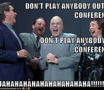 out of conference