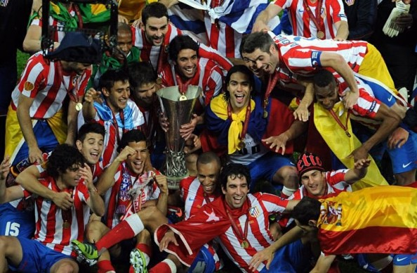 Atletico Madrid Europa League 2012 e1356012652720 Europa League   Knockout Stage Draw