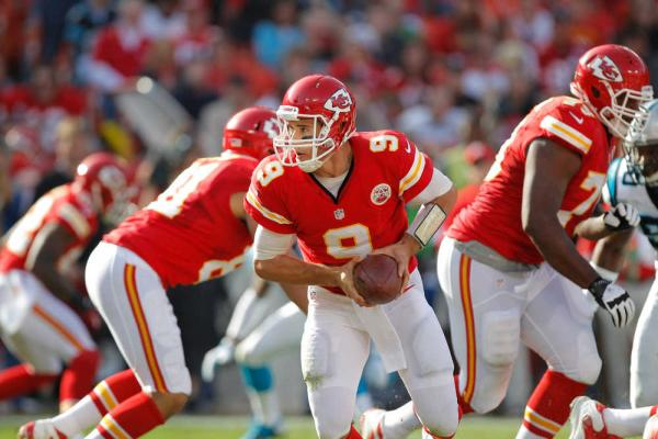 Brady Quinn Chiefs Vs Panthers City Chiefs were going to