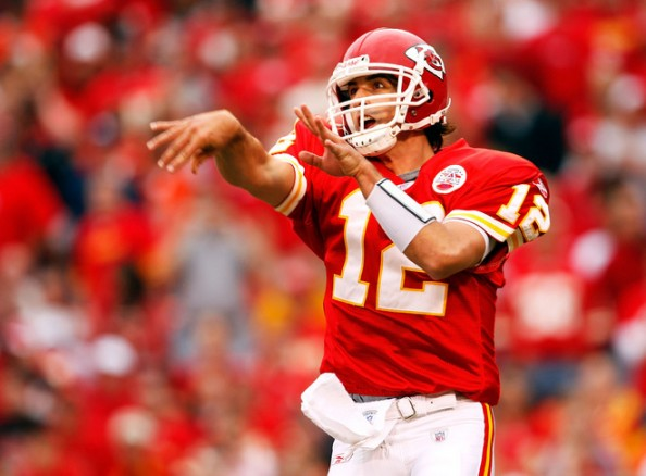 Brodie Croyle e1356003492817 Kansas City Chiefs   Drafting Quarterbacks who Cant Win