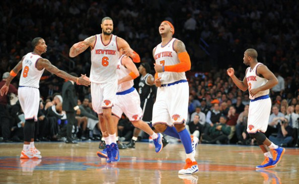 Carmelo Anthony3 e1356007285574 New York Knicks   Carmelo Anthony Loves Playing Against the Nets