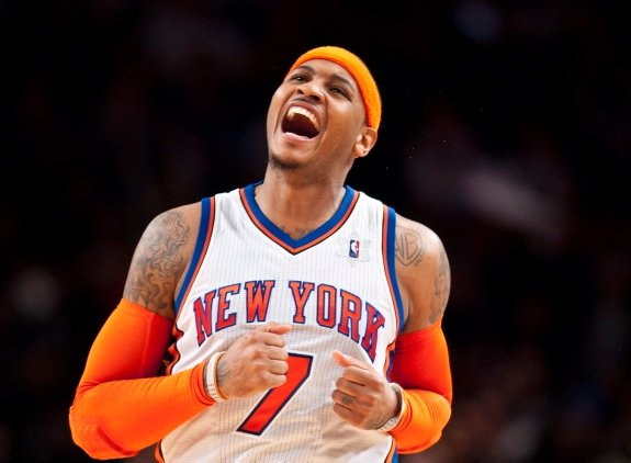 Carmelo Anthony5 Greatest Christmas Day Games by NBA Players