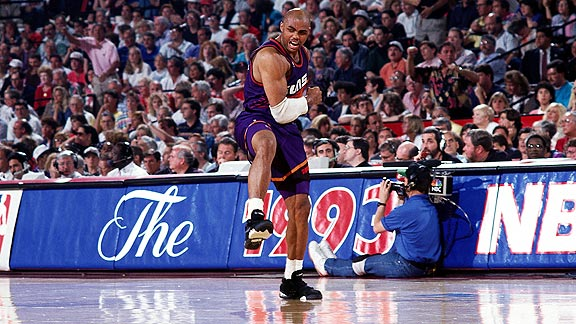 Charles Barkley Greatest Christmas Day Games by NBA Players