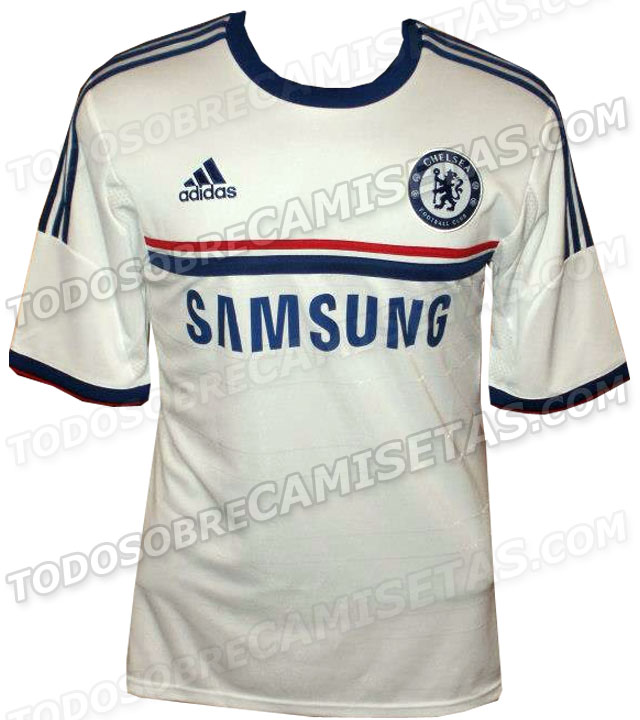 sports shoes d91b8 37d46 Chelsea FC - The New 2013-2014 Kit