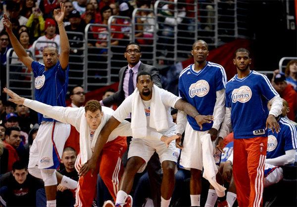 Los Angeles Clippers - Enjoying the Best Bench in the NBA | Sportige