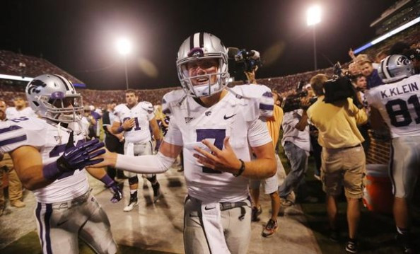 Collin Klein e1354535304133 College Football   The 2012 2013 Bowl Season