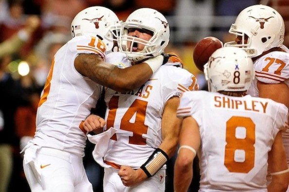 David Ash e1356867151358 Texas Longhorns   David Ash Erases Past Mistakes