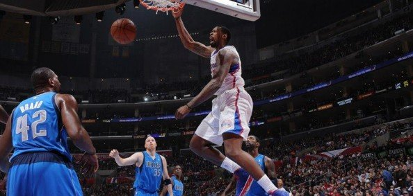 DeAndre Jordan e1354800676954 Los Angeles Clippers   The Best Show in the NBA