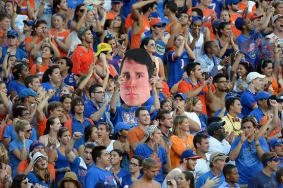 Florida Gators Fans 10 Most Valuable College Football Teams