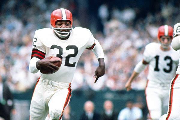 Jim Brown Non Quarterbacks Who Won the NFL MVP