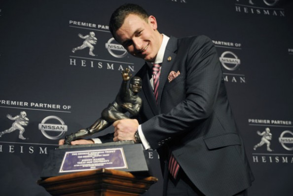 Johnny Manziel e1355052734357 Johnny Manziel, the Best Freshamn in College Football History