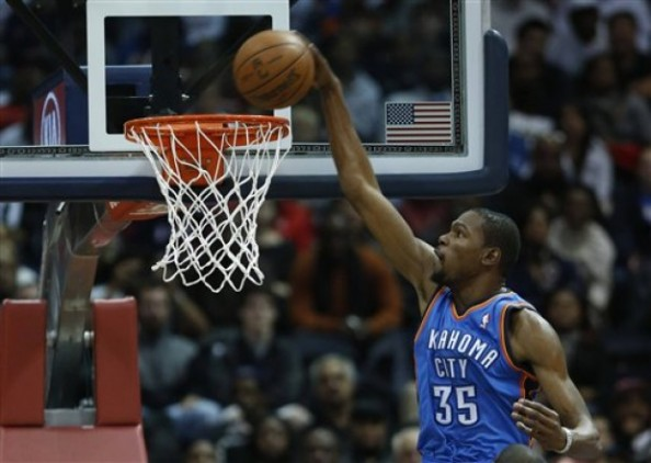 Kevin Durant2 e1356008752919 Oklahoma City Thunder   The Unstoppable Kevin Durant