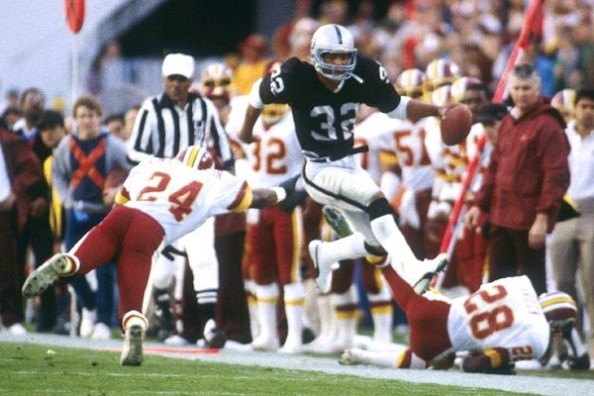 Marcus Allen e1356966073545 Non Quarterbacks Who Won the NFL MVP