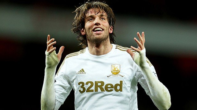 Michu - Swansea City Top Scorer