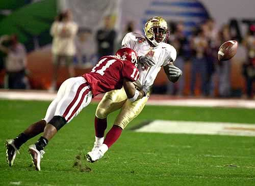 Oklahoma vs FSU The History of the BCS Bowls