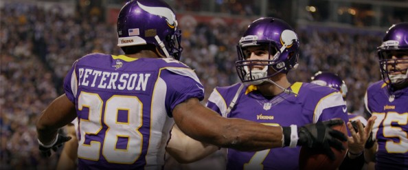 Ponder Peterson e1356952777112 Minnesota Vikings   Adrian Peterson Proves He is the MVP