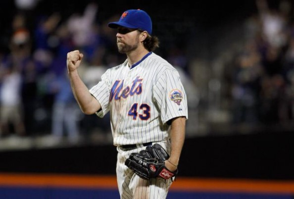 Trade Rumors   Where is R.A. Dickey Going