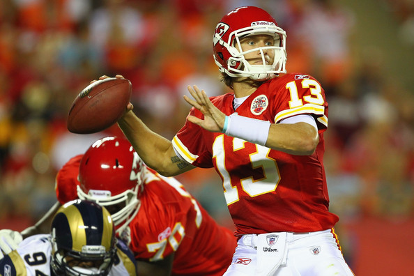 Ricky Stanzi Kansas City Chiefs   Drafting Quarterbacks who Cant Win