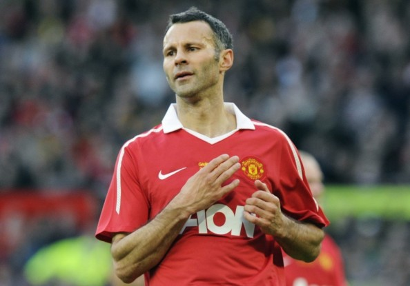 Ryan Giggs e1355389130568 Great European Clubs Most Capped Players