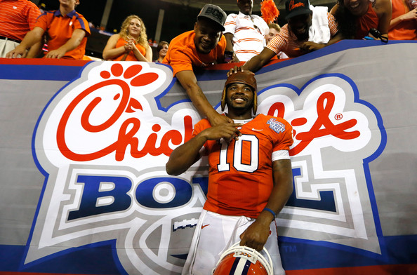 Tajh Boyd College Football   The 2012 2013 Bowl Season